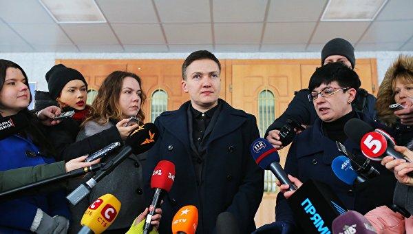 Героиня, заговорщик, террорист: Почему Петр Порошенко боится и ненавидит Савченко